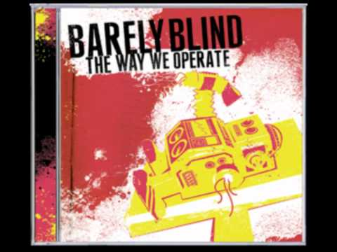 Barely Blind - Crazy (Album Rip)