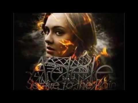 Adele - Set Fire To The Rain (Prendí fuego a la lluvia) [Subtitulado en Español] HQ