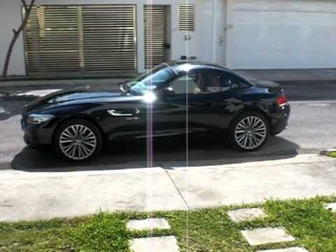 Bmw Z4 2014 Black Saphire Youtube