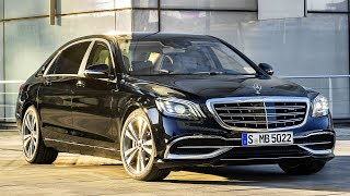 New Mercedes-Maybach S 560
