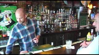 How To Make The French 75 At The Green Door Tavern - Bucket List Bars