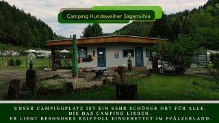 Campingplatz Hundsweiher-Sägemühle, Waldfischbach-Burgalben