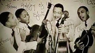 The Ink Spots - Memories Of You