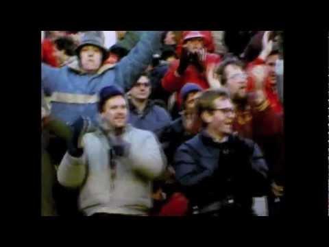 New England Patriots Alumni Club 1985 Season Highlight #1