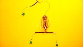 Ловля рыбы на пенопласт.Фидерная снасть.Донка.Рыбалка.Fishing(В этом видео говорится о том, как сделать донную снасть, которая эффективно работает на водоеме, с использов..., 2014-03-02T16:19:00.000Z)