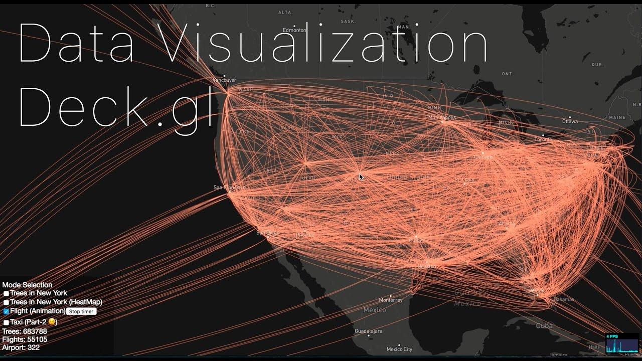 Deck gl – Data Visualization – Noah's Mad Lab