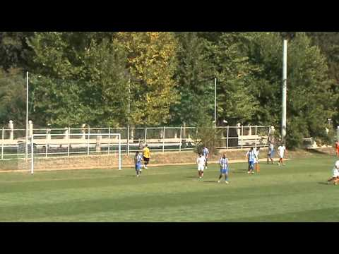 Progresul Cernica - FC Caracal. 1-2. 29-sep-2012