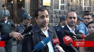 Հրայր Թովմասյանի աղջիկներին ԱԱԾ-ում հարցրել են իրենց պատկանող գույքից. փաստաբան