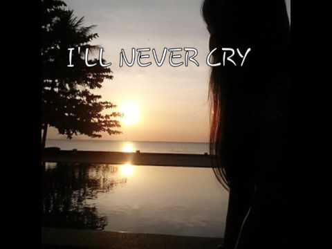 I'll never cry :by alice cooper