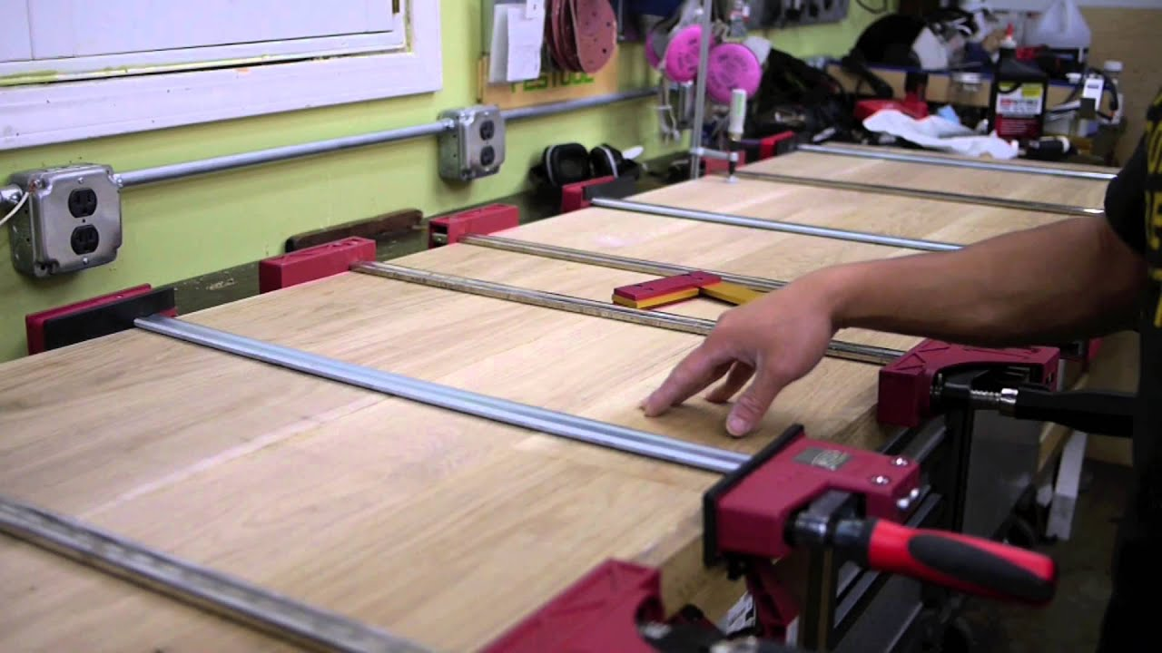 Festool Cabinet Basics: Building Up Top Thickness - YouTube