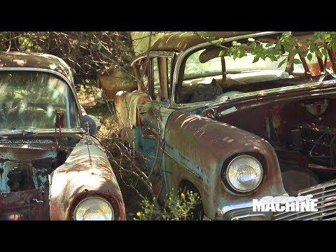 Purkey's Auto Salvage - Coffeyville, Kansas