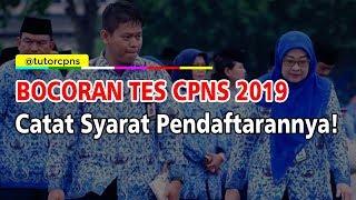 Download Video Berikut Ini Daftar Syarat Pendaftaran Rekrutmen CPNS 2019 MP3 3GP MP4