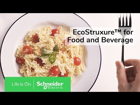 EcoStruxure™ For Food And Beverage