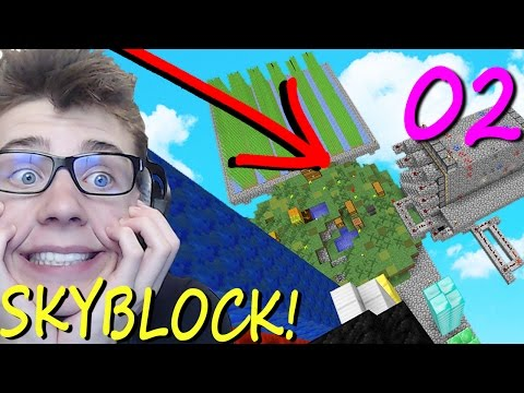 EVERYTHiNG iS DONE... :o (Minecraft Skyblock) #2