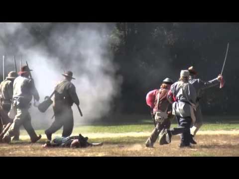 Battle of Newton, AL (10/18/2015)
