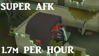 Cannonballs Money Making Guide - Super Afk 1.7m Profit Per Hour [runescape 2014]