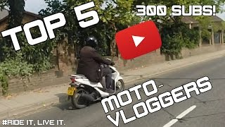 Picking Up Girls on a Motorcycle is EASY | MY 5 Favourite Motovloggers