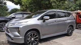 Ganti Velg Mitsubishi Xpander - Pakai Ring 18