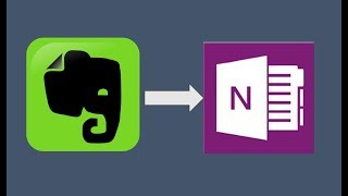 Importing Evernote Notes to Microsoft OneNote