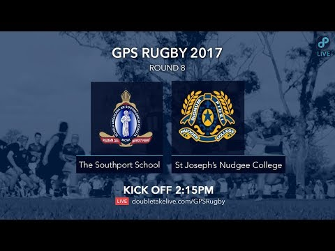 GPS Rugby 2017: The Southport School v St Joseph's Nudgee College