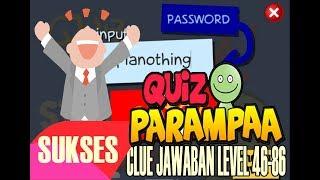 Clue Quiz Paraa Level 46 86 SUKSES