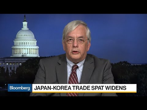Japan and South Korea Both Stand to Lose in Trade Spat, KEI's Tokola Says