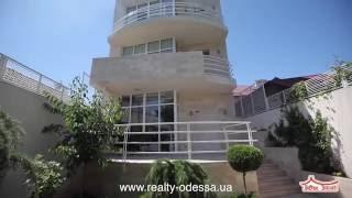 Купить дом на Фонтане(Продается дом в закрытом кооперативе с видом на море. 4 уровня, общая площадь 380 кв.м, 4 спальни, 4 санузла...., 2016-06-14T11:06:58.000Z)