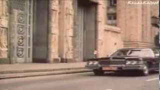 Cadillac Fleetwood 1974, лимузин из к/ф