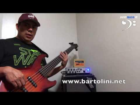 Just Bass It - Bartolini B-Axis Pickups