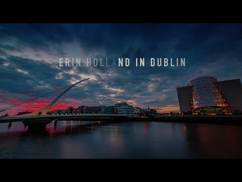 Erin Holland visits Dublin