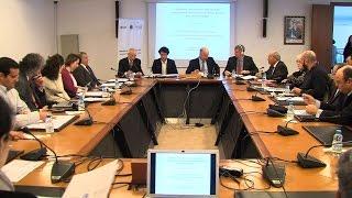 Le ministre chargé des Marocains résidant à l'étranger et des Affai...