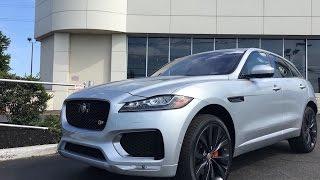 2017 Jaguar F-Pace S Review