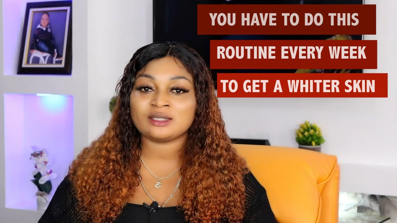 THE BEST AFFORDABLE SKIN CARE ROUTINE FOR SKIN WHITENING/ CLEAR DARK MARKS / YOU WONT GO DARK AGAIN