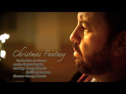 Christmas Fantasy - by Ramon Catalan