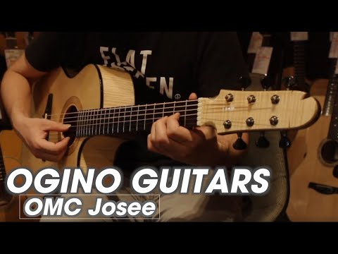 "OGINO GUITARS OMC ""Josee"" Demo from YouTube · Duration:  1 minutes 51 seconds"