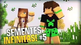 AVENTURA SEM FIM - SEMENTES INFINITAS! #5