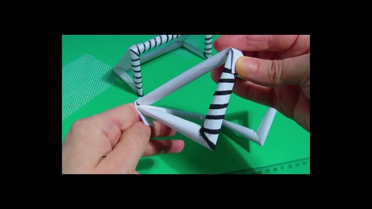Футбольных ворот своими руками фото 420
