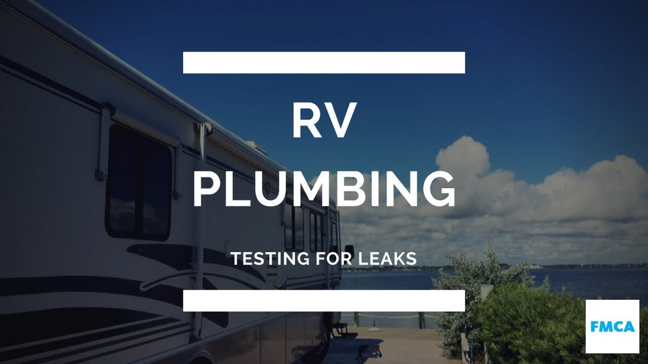 5th Wheel Camper Plumbing Rvnet Open Roads Forum Fifthwheels Schematics Testing The Fresh Water System For Leaks Youtube 1280x720