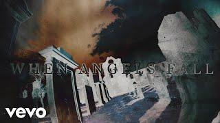 Breaking Benjamin - Angels Fall (Aurora Version/Official Lyric Video)