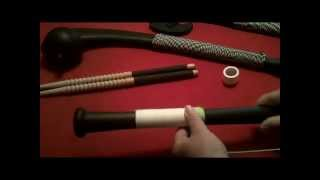 Paracord Handle Wrap How To