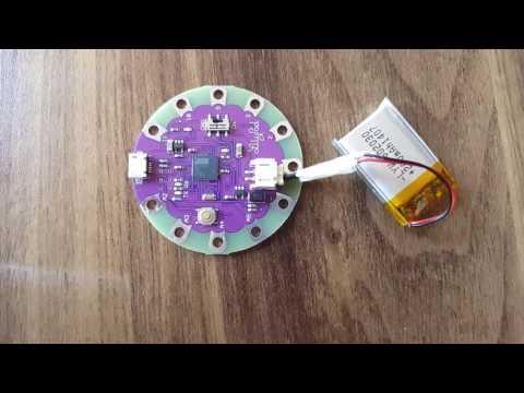 Lilypad Arduino USB ürün Inceleme