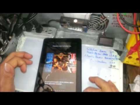 Hard Reset tablet Kindle Amazon D01400