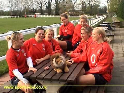Sportsvibe Meets: The Women's England Rugby Team