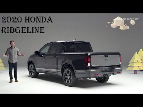 2020 Honda Ridgeline -Exterior, Interior Walkaround | 2020 Ridgeline