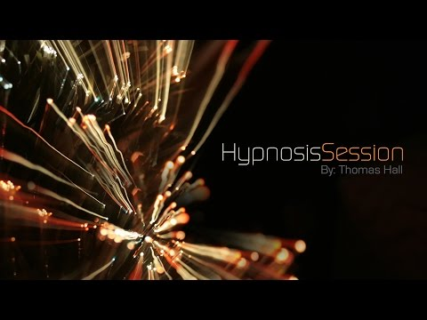 Stress & Anger Relief - Sleep Hypnosis Session - By Thomas Hall