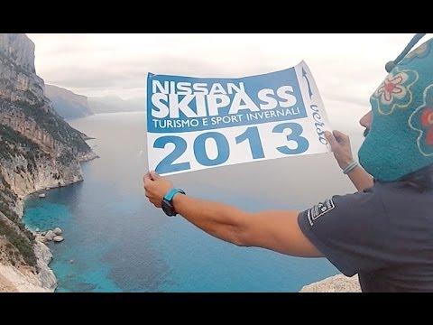 Nissan skipass - teaser 2013