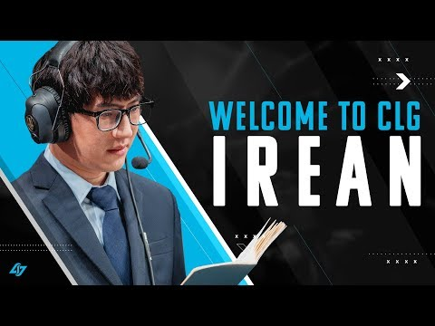 Welcome Irean - New CLG League of Legends Strategic Coach