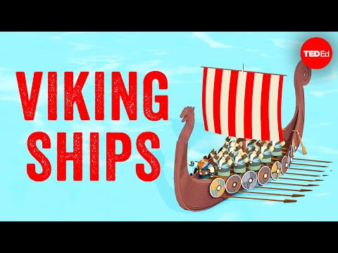 What's so special about Viking ships? - Jan Bill