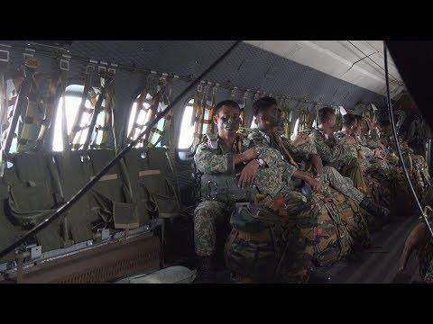 17 RAMD Parachute Drop