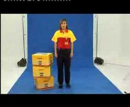Looping the DHL Couriers